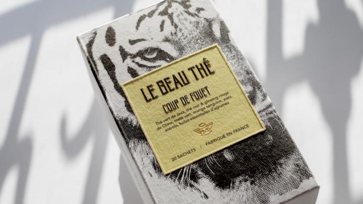Le Beau Thé : création de thés et d'infusions aux plantes 100% naturelles